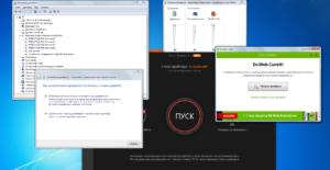Способы восстановления звука на ноутбуках с Windows7