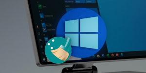 Очистка Windows 10 от мусора