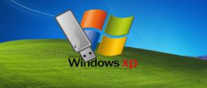 Создание загрузочной флешки Windows XP из ISO-образа