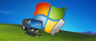 Как сделать установочную флешку Windows 7