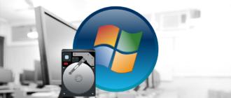 Как с жесткого диска установить Windows 7