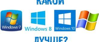Выбор самой лучшей версии Windows для установки на компьютер